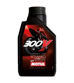 Olio Motore 300V Factory Line Road Racing 10W40