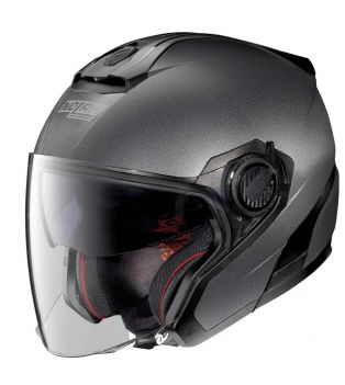 Casco N40-5 Special Mono Black Graphite