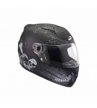 Casco HP5.11 Hiroshy Nero Opaco