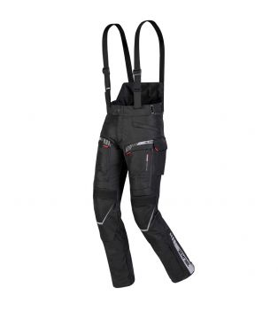 Pantaloni Touring-Offroad Ultra Trail Waterproof Nero / Nero
