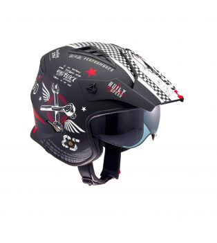 CASCO HP2.31 Trial Garage Nero