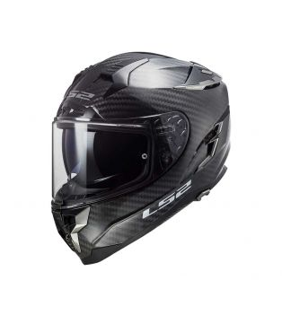 Casco FF327 Challenger Carbon Solid Glossy