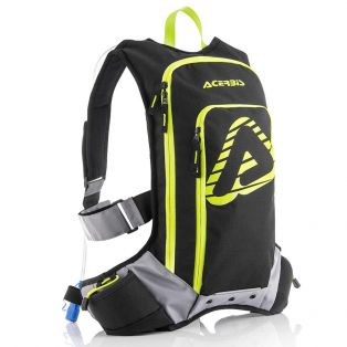 Zaino X-Storm Drink Bag Nero/Giallo