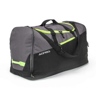 Borsa Cargo Bag Nero/Giallo