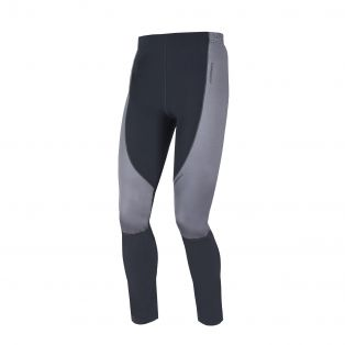 Sottopantaloni Travel Warm Antivento Nero