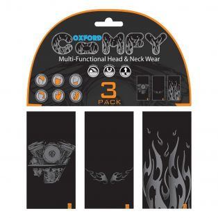 Bandana Comfy 3 Pack HD Graphics