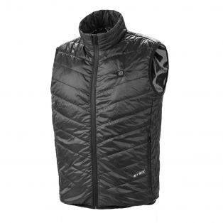 Piumino Gilet Thermo Fire Nero