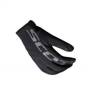 Guanti Neoprene Enduro Cross Nero