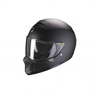 Casco Exo-Fighter Matt Black