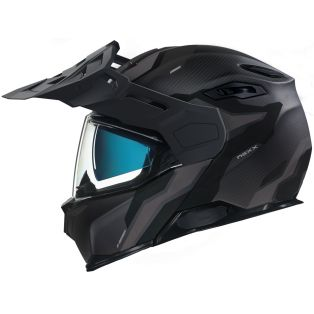 Casco X.Vilijord Light Nomad Nero opaco